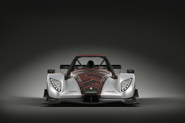 Radical Sr3 Front View Rgb